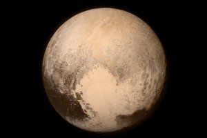 Pluto can put you through the wringer but it's really all HEART