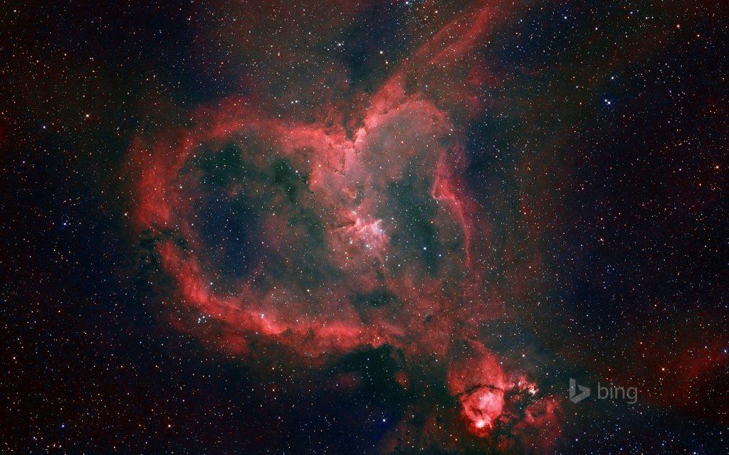 The Heart Nebula feels like an expanded Venus in Sagittarius